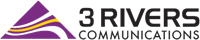 3 Rivers Telephone Cooperative Logo