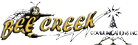 Bee Creek Communications Logo