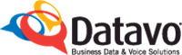 Datavo - Business Data & Voice Solutions Logo