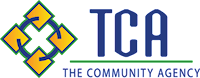The Community Agency (TCA) Logo